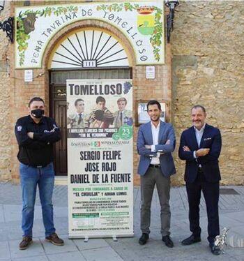 La Novillada 'Fin de vendimia', el día 23 en Tomelloso