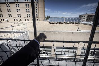 Radioterapia ocupará planta y media en un nuevo edificio