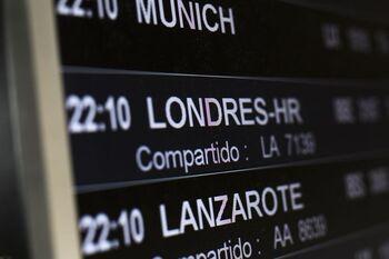 España recibe un 4,2% menos de turistas internacionales