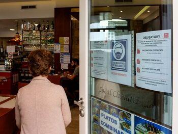 El Supremo avala el pasaporte COVID en la hostelería en Galicia