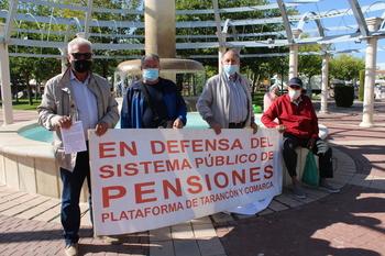 Los pensionistas llaman a ir a la manifestación en Madrid