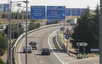 El Gobierno destina 2,6 millones a arreglos en autovías