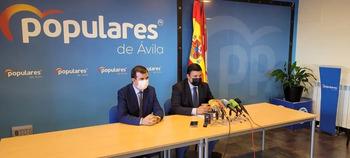 El PP de Ávila pide la dimisión de la consejera de Sanidad