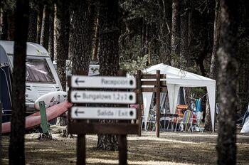 Malestar entre los habituales del Camping Urbión