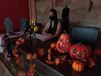 Pasaje del terror y maratón de cine para noche de Halloween