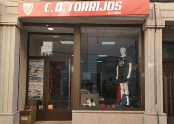Abre la nueva tienda oficial del CD Torrijos