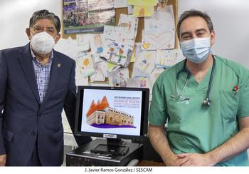 Prestigiosos pediatras se dará cita en Guadalajara