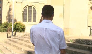 El grito de auxilio de un afgano en Navarra por su familia