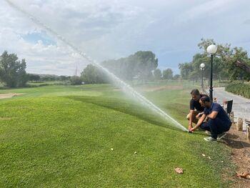 Palomarejos Golf ahorra al año 90.000 metros cúbicos de agua