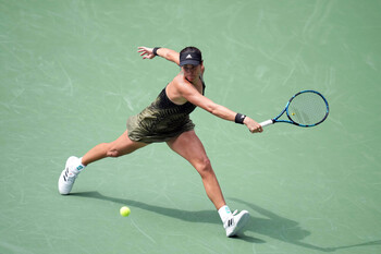 Muguruza y Bautista superan sus estrenos en el US Open