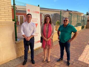Juan Blanco es el nuevo coordinador de IU Villarrobledo