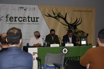Destacan en Fercatur la colaboración entre caza y ciencia