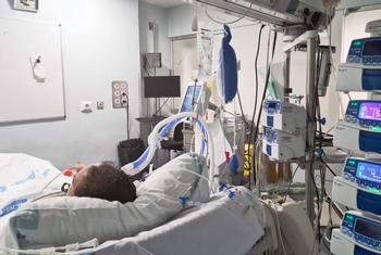 Nuevo fallecido por coronavirus en el Hospital de Segovia