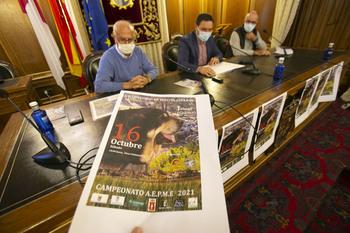 Jábaga acogerá el VII Concurso Nacional de Mastín Español