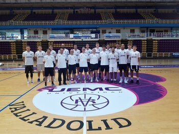 El UEMC Real Valladolid Baloncesto echa a andar
