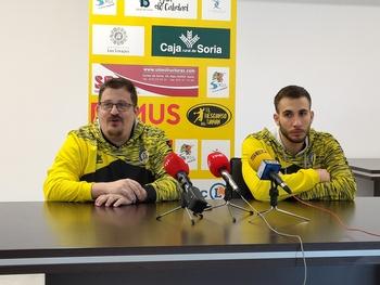 La Copa del Rey de balonmano llega por primera vez a Soria