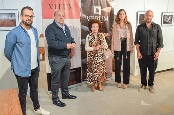 Felicitan a Verum por su implicación en el mundo del vino