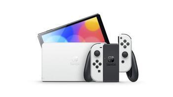 La nueva Nintendo Switch OLED llega a España