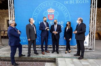 La UBU crea una red de campus para estudiar derechos humanos