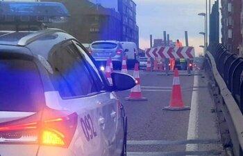 El arreglo de Arco de Ladrillo genera problemas de tráfico