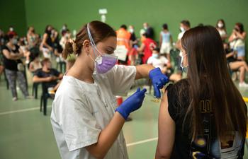 CyL supera el 76% de población vacunada con pauta completa