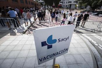 Primaria inicia la captación de personas aún sin vacunarse