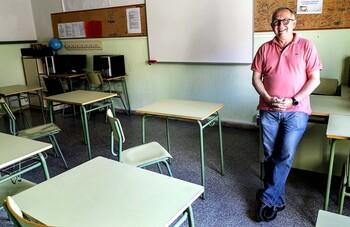 Relevo generacional en la educación