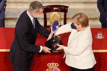 Felipe VI llama a fortalecer una Europa
