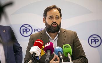 Núñez niega crisis en el PP y lo achaca al «miedo» del PSOE
