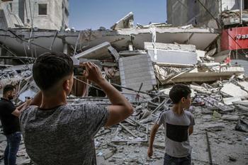 Los combates en la Franja dejan más de 80 muertos en Gaza