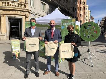 Valladolid se suma a la campaña #GreenWeek