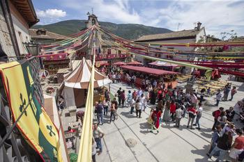 Cancelado el Mercado Medieval de La Adrada