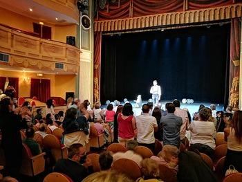 Aforo completo en el Festival Iberoamericano de Teatro