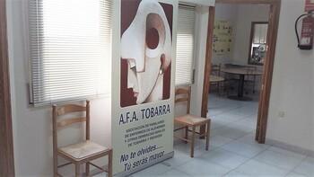El servicio de comedor de AFA Tobarra tiene seis usuarios