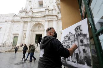 Valladolid pinta al movimiento comunero