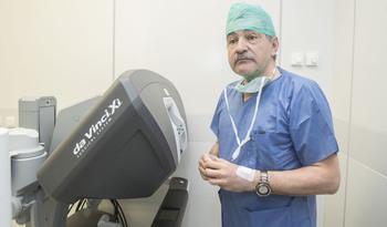 Buen pronóstico en el cáncer de próstata visto precozmente