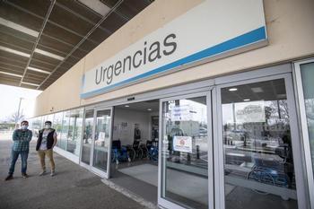 Urgencias del Hospital San Pedro