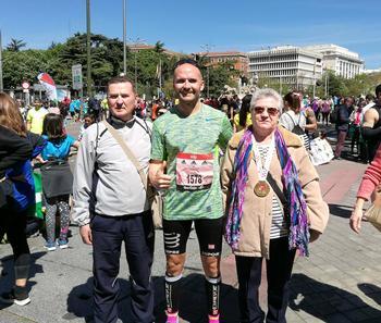 Una maratón muy especial en Navandrinal