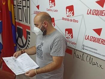 IU duda de los gastos en la tienda de una concejala del PSOE