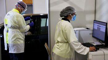 Los nuevos contagios bajan un 60% en la última semana