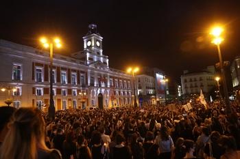 Clamor en toda España contra la violencia de género