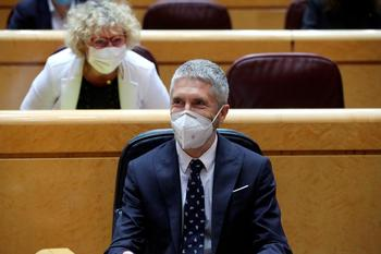 Marlaska no dimitirá por el cese de Pérez de los Cobos