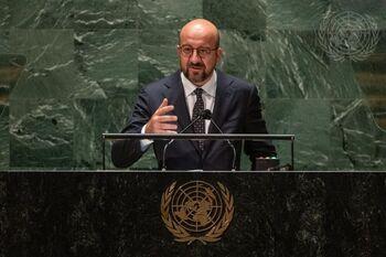 La UE pide ante la ONU