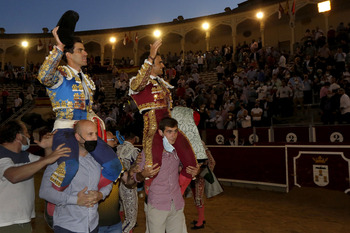 Sergio Serrano revienta la Feria de Albacete