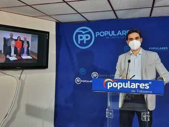 Serrano recuerda la Carta de MSC interesada en Talavera