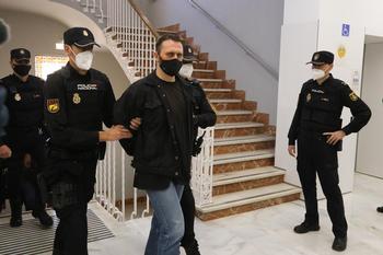La cárcel de Burgos eludió a 'El Ruso' al no estar preparada
