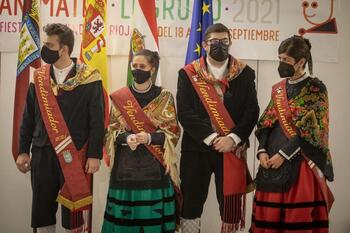 Logroño proclama a sus vendimiadores 2021
