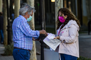 Ciudad Real se tiñe de rosa ante el cáncer de mama