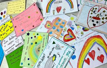 675 cartas para los niños de La Palma