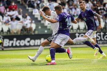El Burgos CF repetirá horario ante el Lugo el domingo día 17